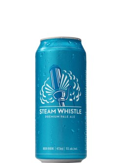 Steam Whistle Premium Pale Ale 473ml Can