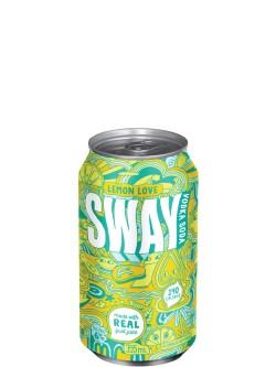 Sway Vodka Soda Lemon Love 6 Pack Cans
