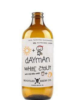 Bootleg Dayman White Stout 500ml Bottle