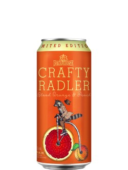 Pump House Crafty Radler Blood Orange & Peach