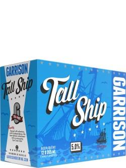 Garrison Tall Ship 12 East Coast Ale 12 Pack Cans