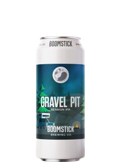 Boomstick Gravel Pit Session IPA 473ml Can