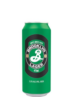 Brooklyn Lager 473ml Can