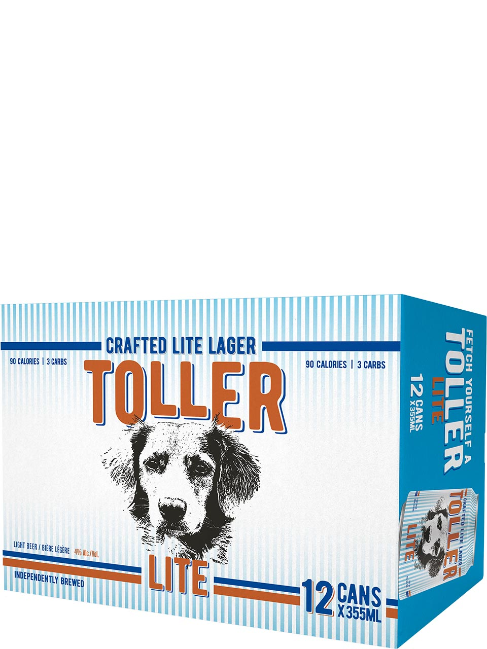 Spindrift Toller Lite 12 Pack Cans