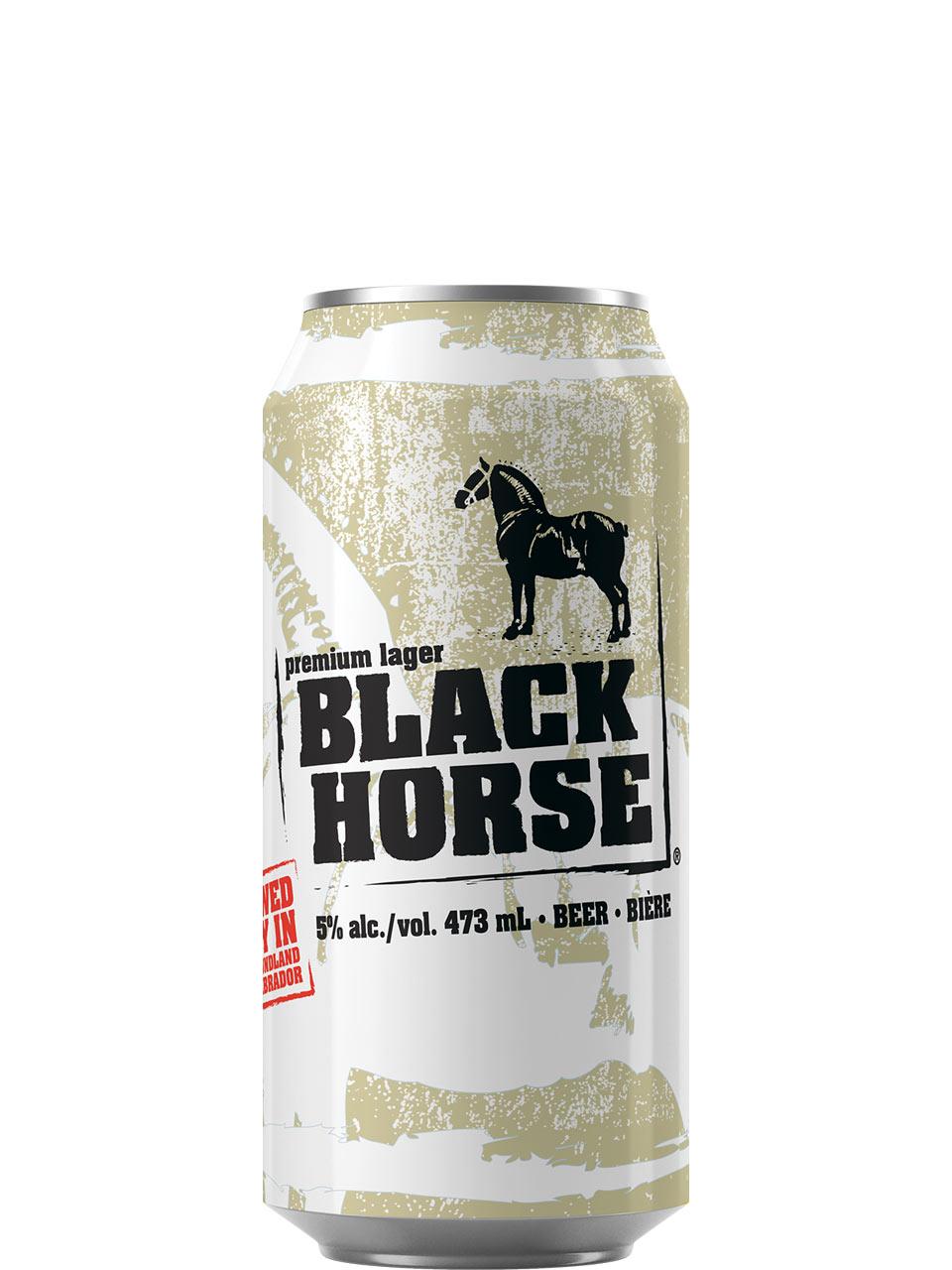 Black Horse 473ml Can