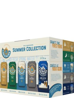 Creemore Springs Summer Collection 6 Pack Cans