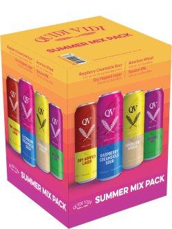 Quidi Vidi Summer Mix 4 Pack Cans
