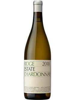 Ridge Estate Chardonnay 2018
