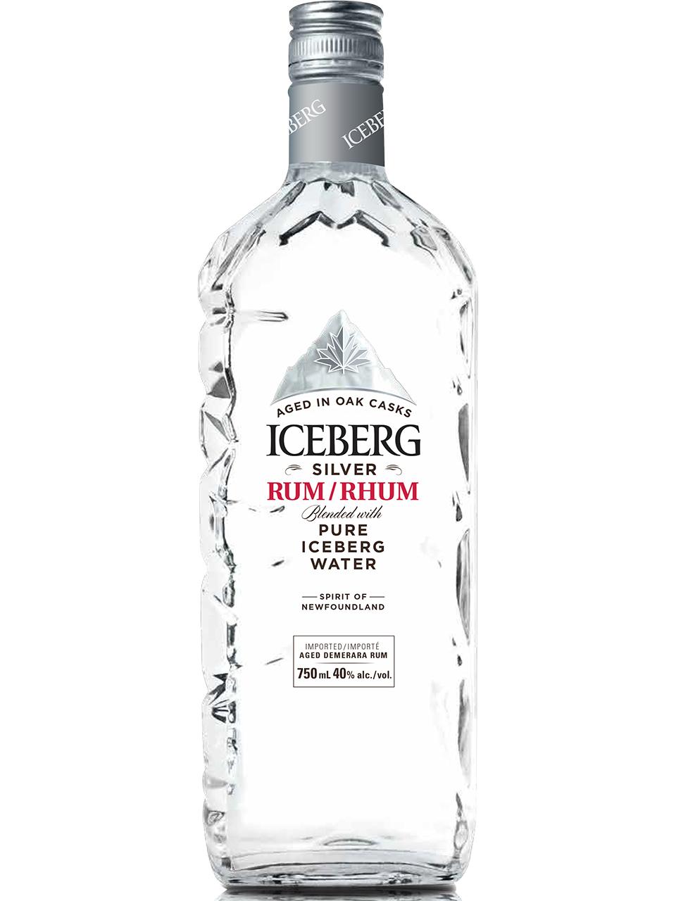 Iceberg Silver Rum PET