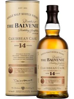 Balvenie 14YO Caribbean Cask Scotch