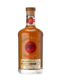 Bacardi 8 YO Rum