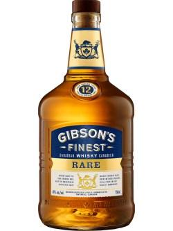 Gibson's Finest Rare 12YO Whisky
