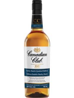 Canadian Club Barley Batch Whisky