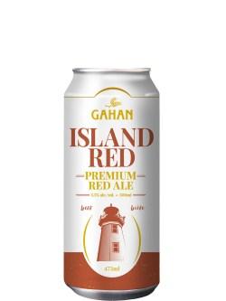 Gahan Island Red 473ml Can