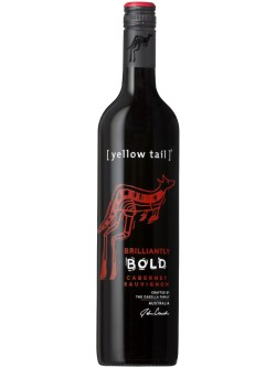 Yellow Tail Brilliantly Bold Cabernet