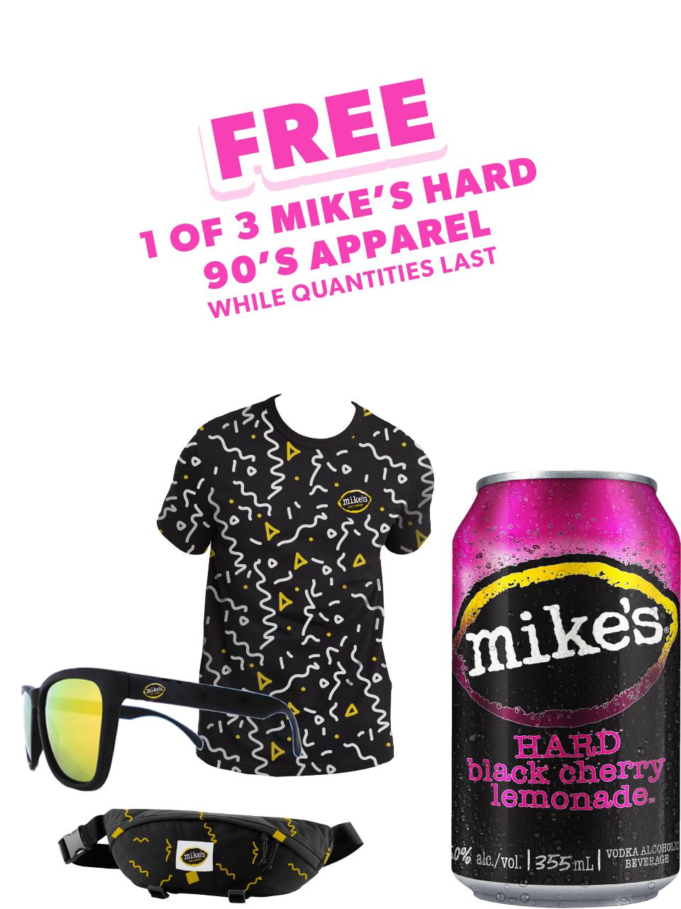 Mike's Hard Black Cherry Lemonade 6 Pack Cans