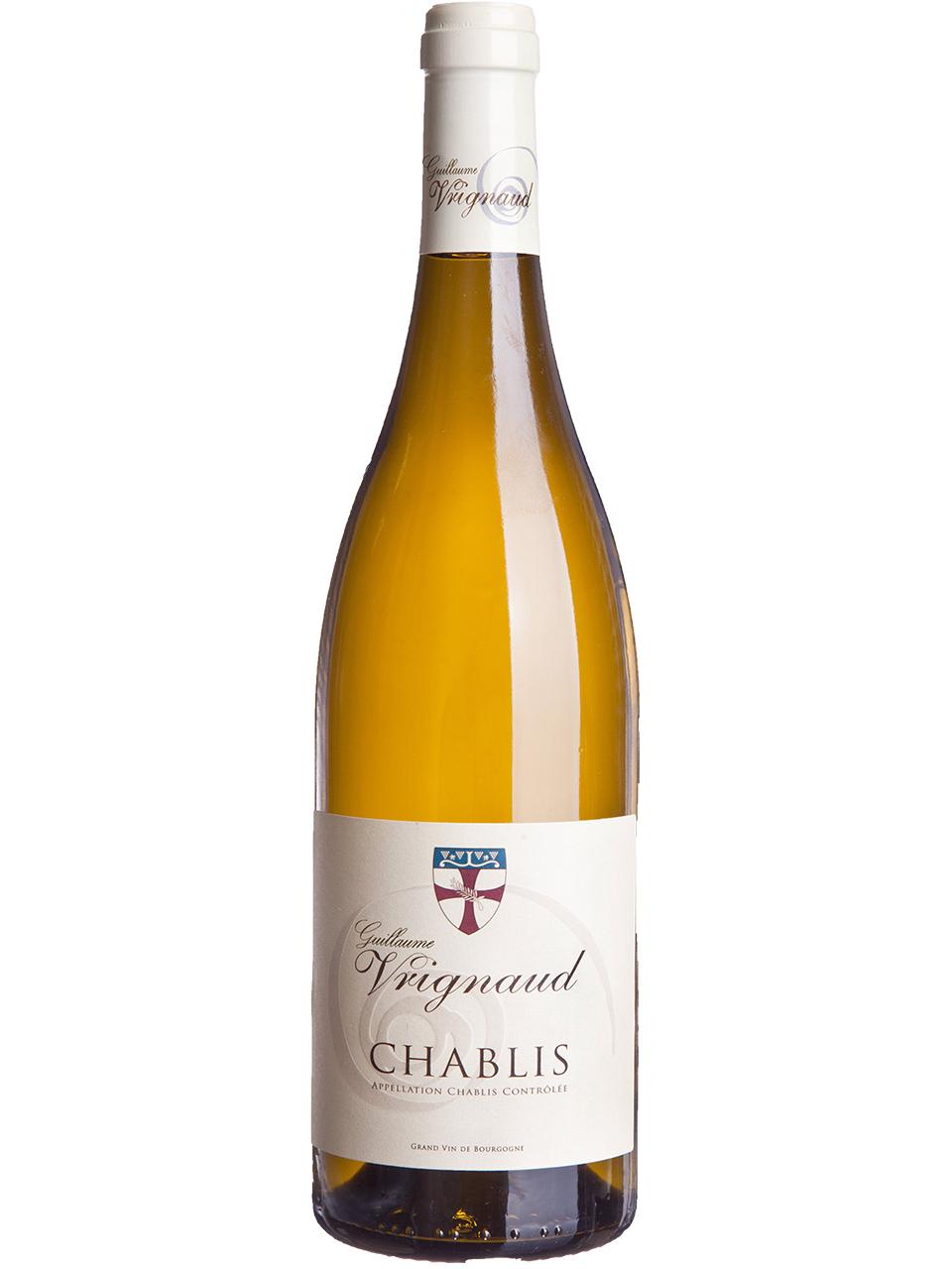 Domaine Guillaume Vrignaud AOP Chablis