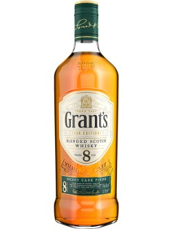 Grant's 8YO Sherry Cask Blended Scotch Whisky