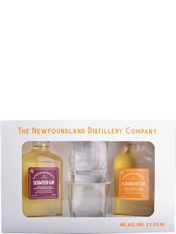 The Newfoundland Distillery Co. Gin Gift Pack