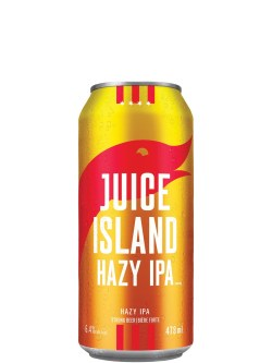 Goose Island Juice Island Hazy IPA 473ml Can