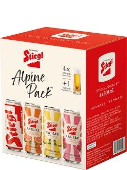 Stiegl Alpine Pack