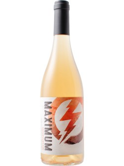 13th Street Maximum Intervention Orange Wine