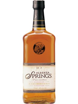 Alberta Springs Whisky