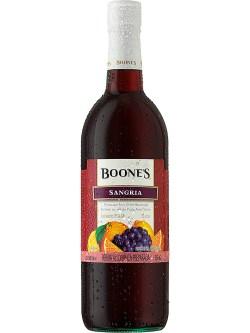 Boone's New Sangria
