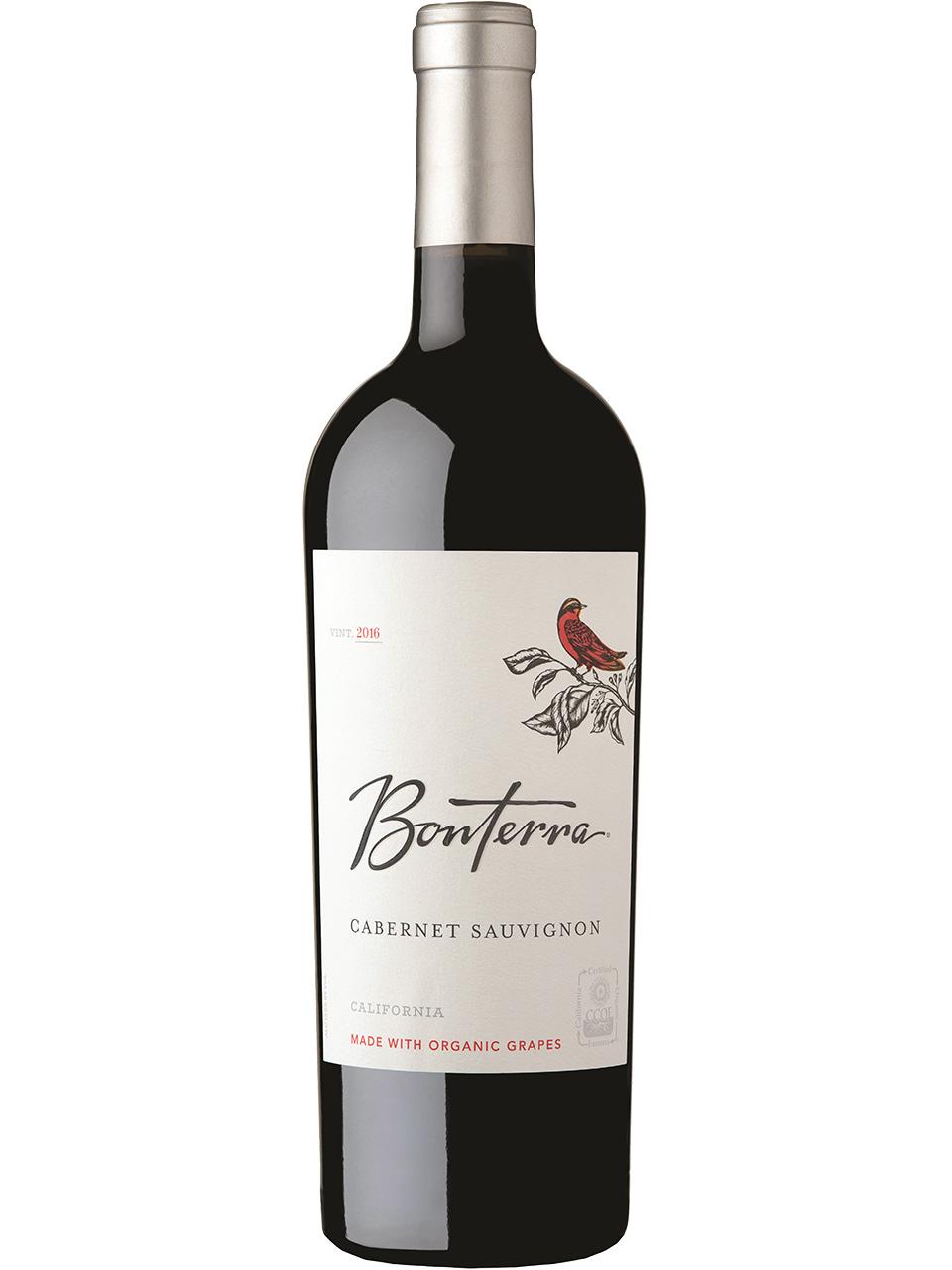 Bonterra Vineyards Cabernet Sauvignon