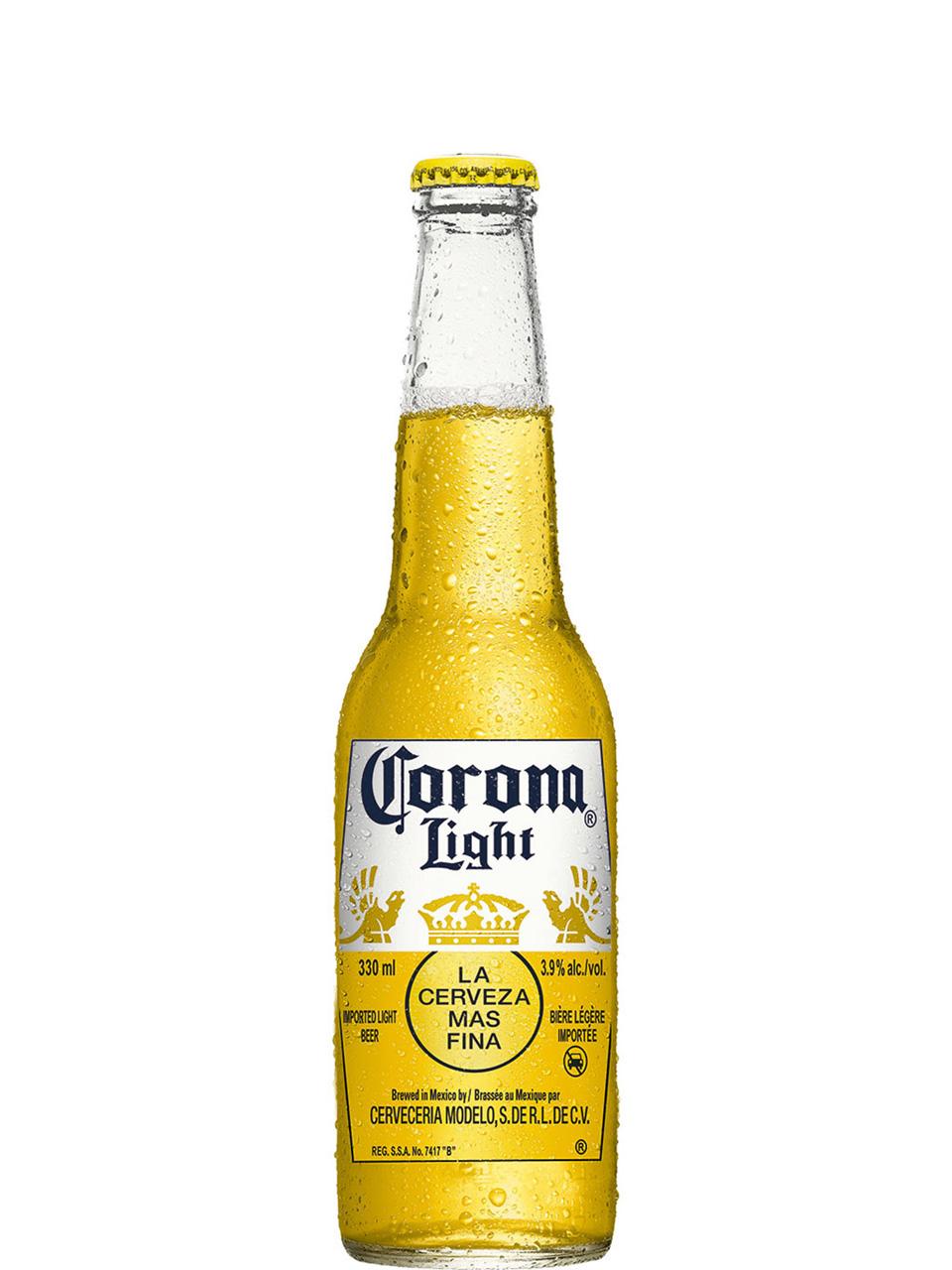 Corona Light Bottles 6pk