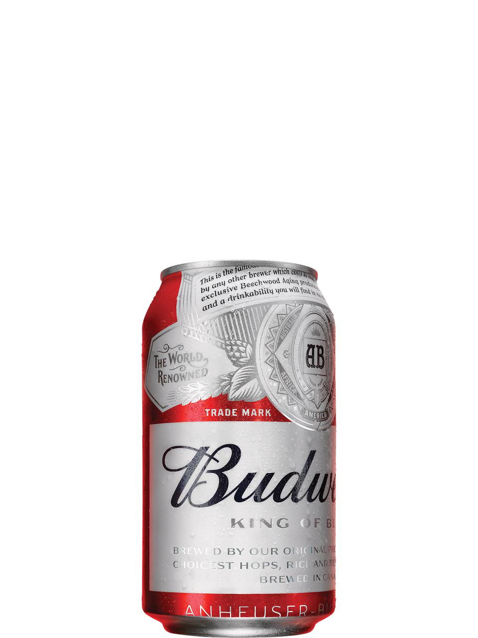 Budweiser Cans 8pk