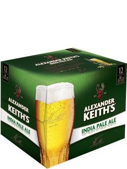 Keith's India Ple Ale Btl 12Pk