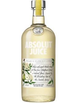 Absolut Juice Pear & Elderflower Edition Vodka