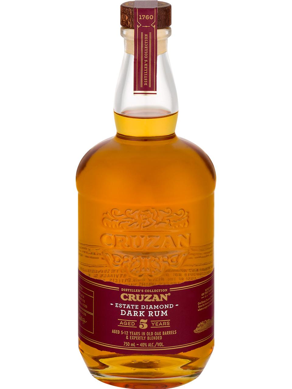 Cruzan Estate 5YO Rum