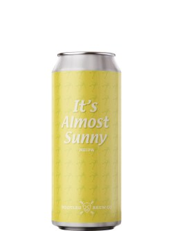 Bootleg It's Almost Sunny NEIPA 473ml Can