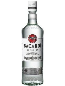 Bacardi Superior Rum PET