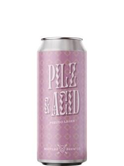 Bootleg Pilz & Acid Pseudo Lager 473ml Can