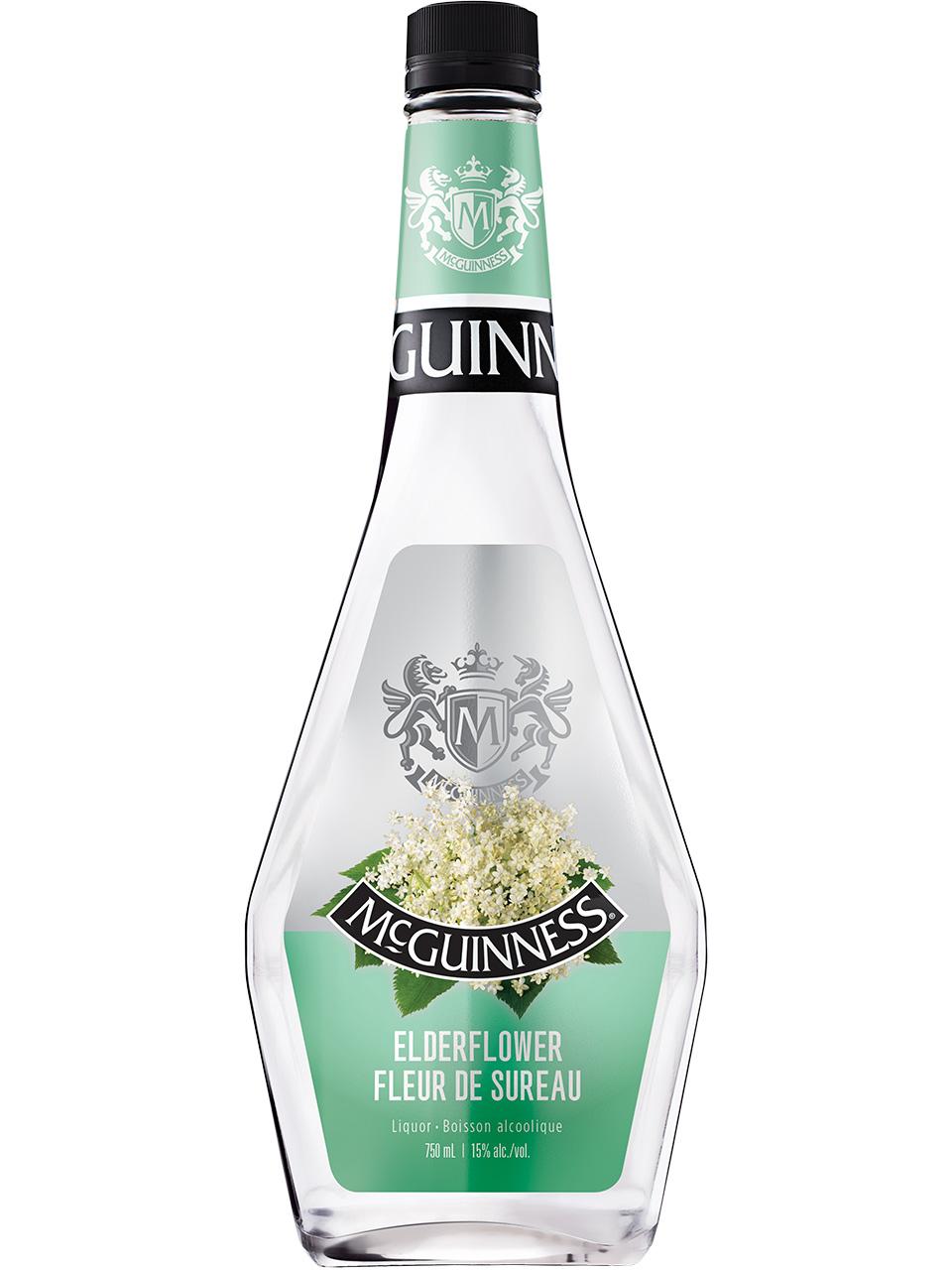 McGuinness Elderflower Liqueur