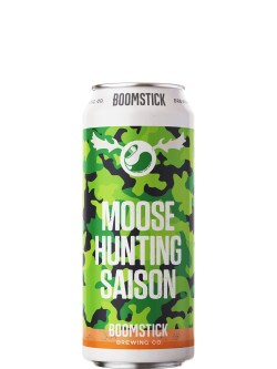 Boomstick Moose Hunting Saison 473ml Can