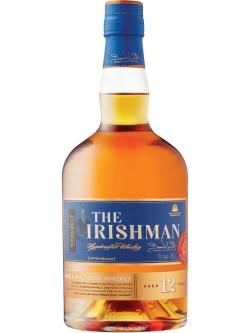The Irishman 12YO Single Malt Irish Whiskey