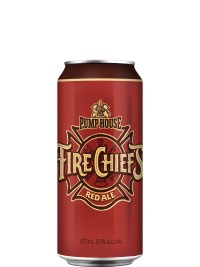 Pump House Fire Chief's Red Ale 473ml Can