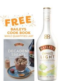 Baileys Deliciously Light Irish Cream Liqueur