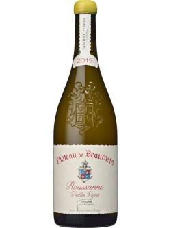 Chateau de Beaucastel Roussanne Vieilles Vignes 19