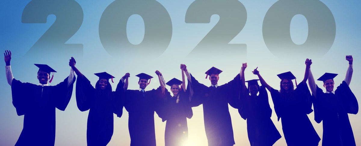 Graduation 2020:  Tradition in the Midst of Change