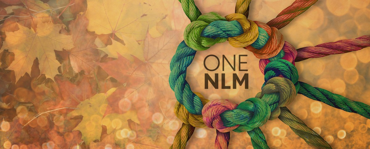 One NLM: I Am Thankful for How Far We Have Come!