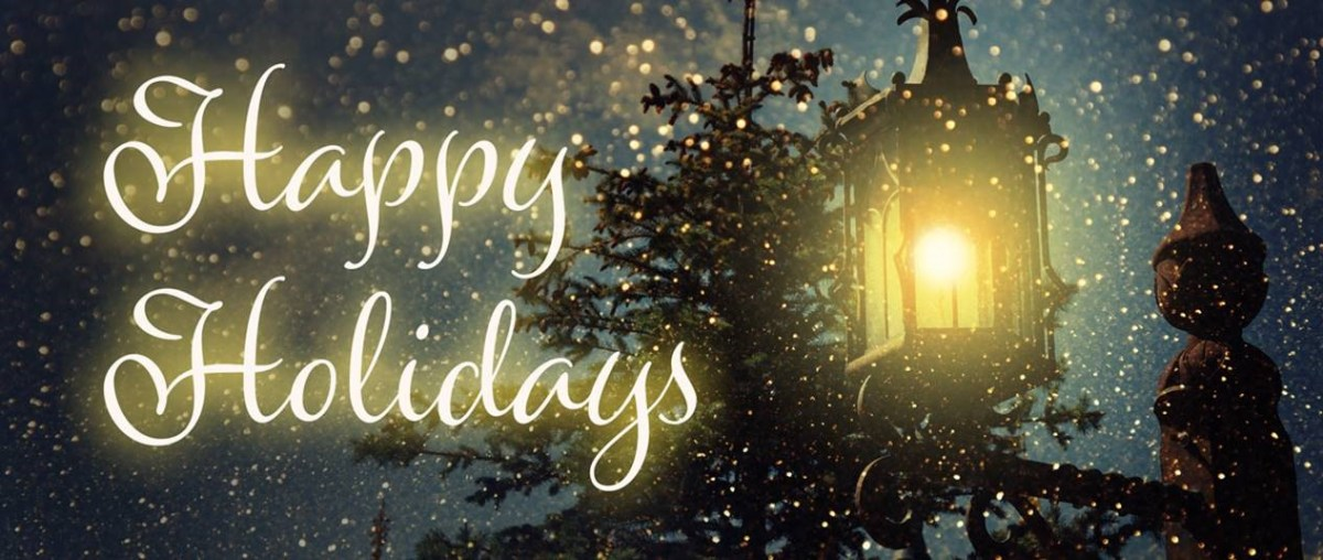 Holiday Greetings from the NLM Director!