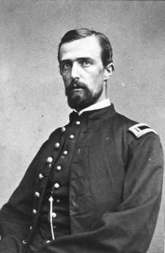 Portrait of a young billings in uniform.