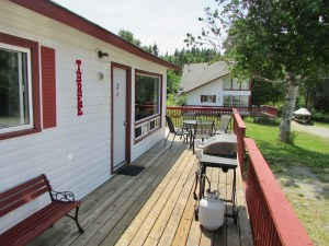 Wawa northern Lights Cottage Photos