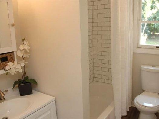 Bathroom - After Renovations