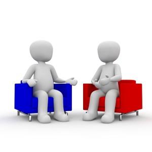 対人関係を良くする方法:相づち
